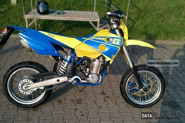2004 Husaberg FE 450 E | Picture 1995341