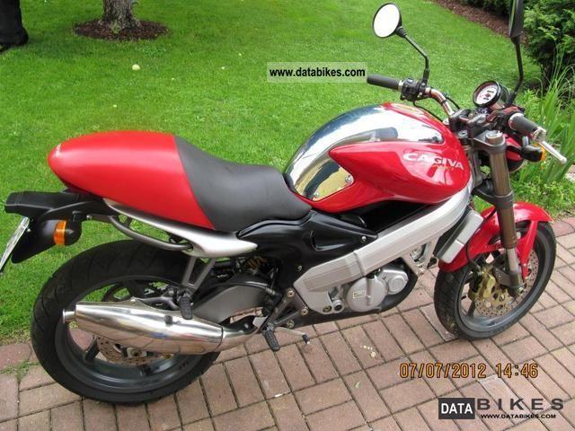 2003 Cagiva  Planet Motorcycle Naked Bike photo