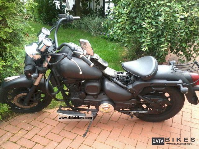 2001 Daelim  ROK Motorcycle Motorcycle photo