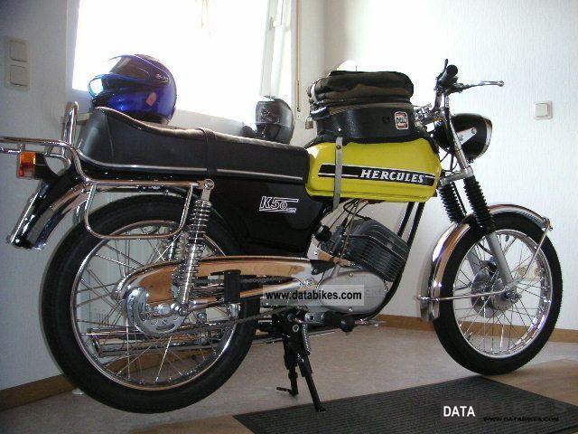 1973 herkules k50 sprint. Black Bedroom Furniture Sets. Home Design Ideas