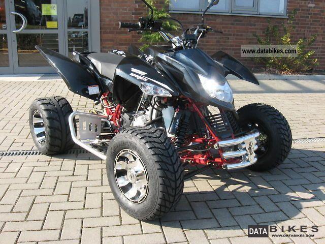2012 Triton  Supermoto 400 Supermoto400 Motorcycle Quad photo