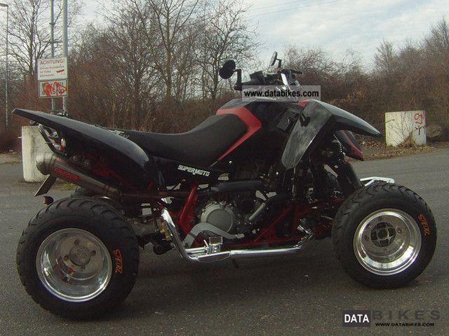 2010 Triton  450 SM Motorcycle Quad photo