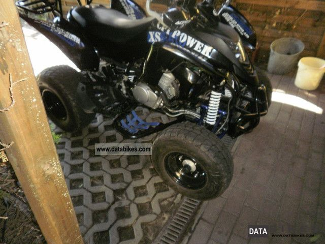 2009 CPI  Fa 250 Motorcycle Quad photo