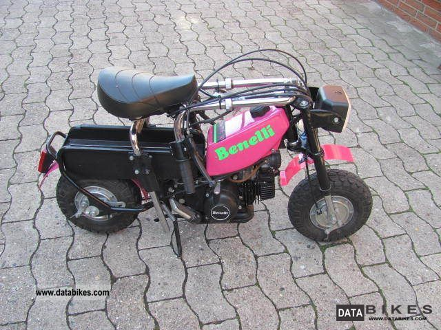 1990 Benelli  City Bike Motorcycle Motor-assisted Bicycle/Small Moped photo