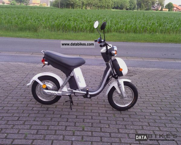 Sachs  Prima-E 20kn / h 2011 Electric Motorcycles photo