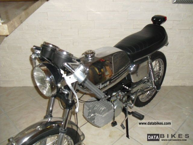 1968 Kreidler  Foil Motorcycle Motor-assisted Bicycle/Small Moped photo