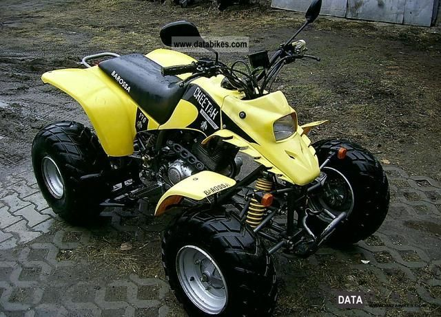 2003 Barossa  CHEETAH 170 Motorcycle Quad photo