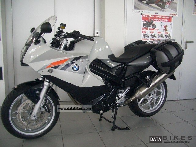 2012 BMW  F 800ST 'comfort control' Motorcycle Sport Touring Motorcycles photo