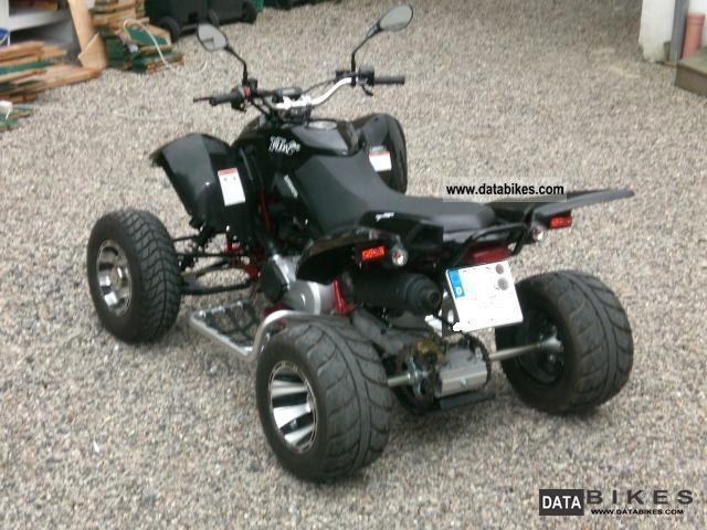 2012 triton 400 super moto warranty. Black Bedroom Furniture Sets. Home Design Ideas