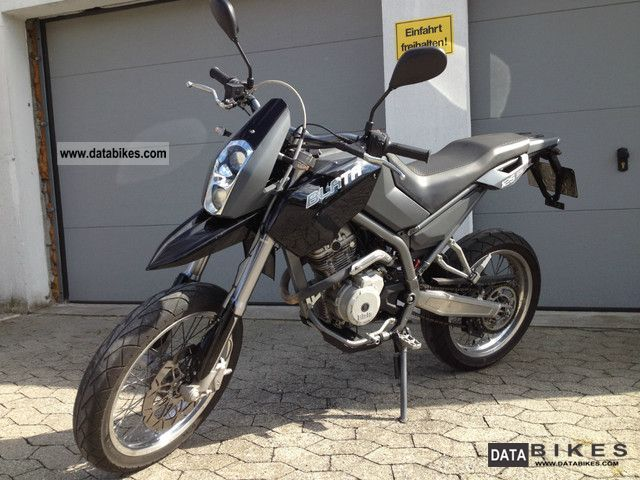 2009 Blata  125 Motard BXM Motorcycle Super Moto photo