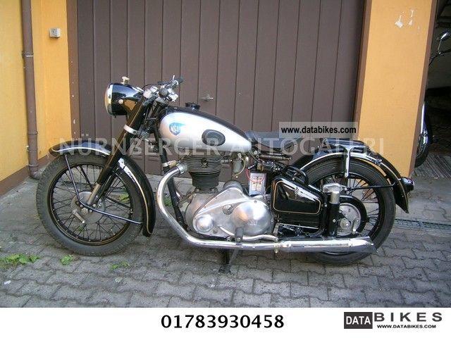NSU  CONSUL II 1953 Vintage, Classic and Old Bikes photo