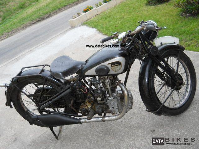 NSU  251 OSL oryginalzustand 1944 Vintage, Classic and Old Bikes photo