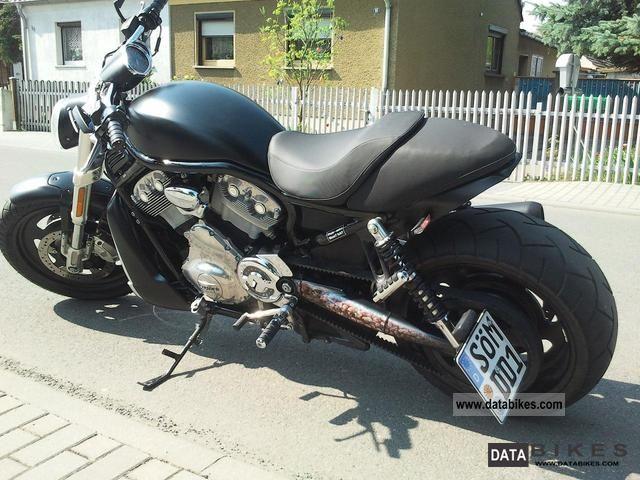 2005 Harley Davidson  Street Rod Motorcycle Chopper/Cruiser photo