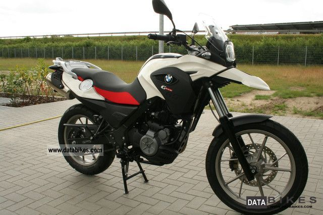 2012 BMW  G 650 GS Motorcycle Enduro/Touring Enduro photo