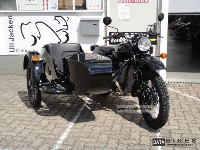 Ural Bikes and ATV's (With Pictures)