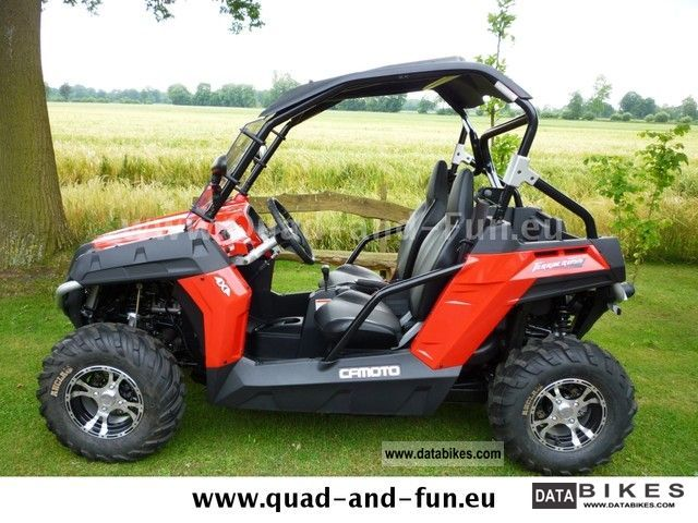 2012 CFMOTO  Bazooka LoF including approval Motorcycle Quad photo