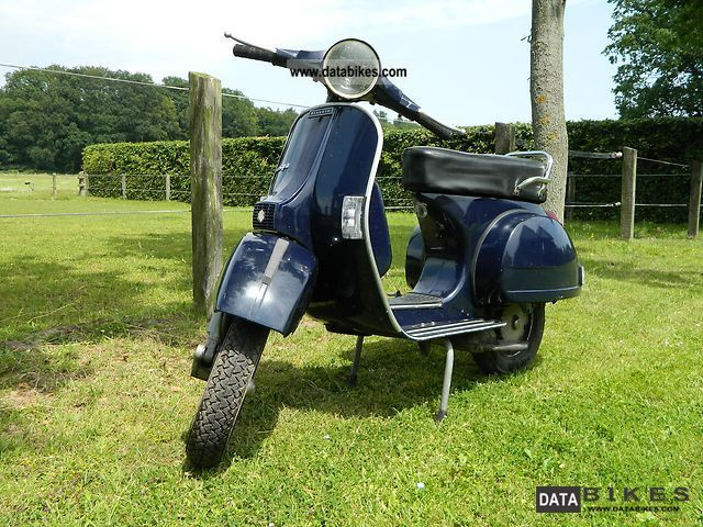 1983 Vespa  PX200 Motorcycle Motorcycle photo
