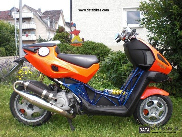 2002 Italjet  Dragster Motorcycle Scooter photo