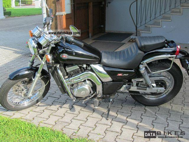 2002 Kawasaki  EL252 Motorcycle Chopper/Cruiser photo