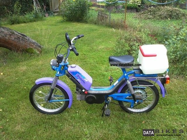 1999 Jawa  Babetta Motorcycle Motor-assisted Bicycle/Small Moped photo