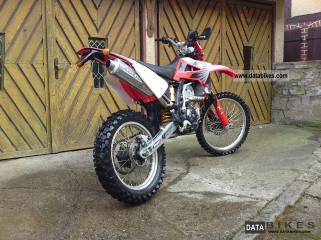 2005 Gasgas  FS 450 Motorcycle Enduro/Touring Enduro photo