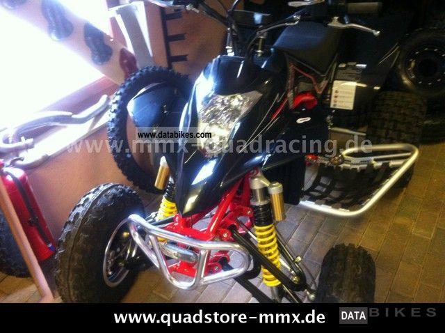 2012 Gasgas  Wild HP 450 Motorcycle Quad photo