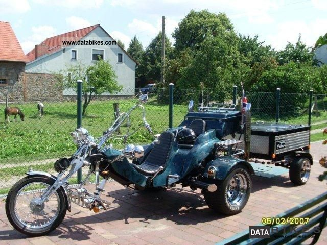 1992 Boom  Exclusive Motorcycle Trike photo