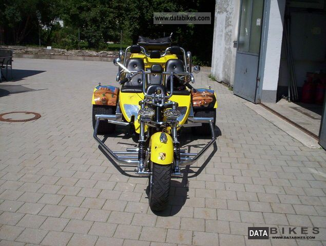 1999 Boom  FAMILY Motorcycle Trike photo