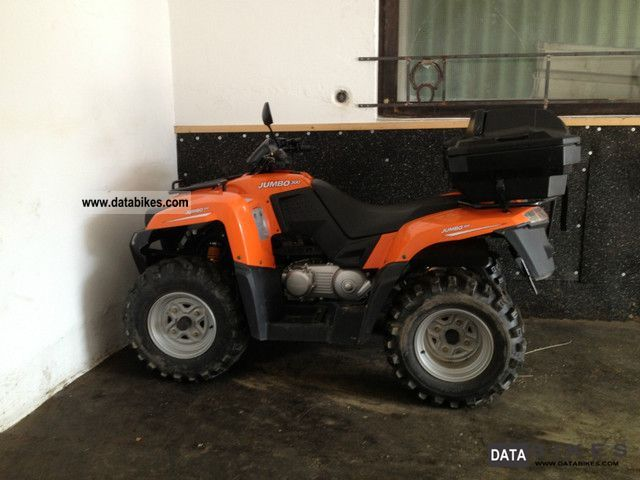 2008 Barossa  Jumbo 300 Motorcycle Quad photo