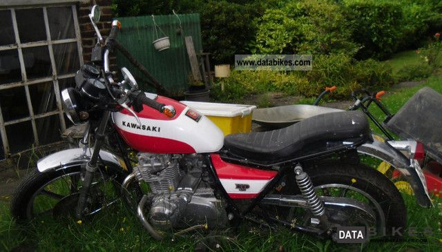 1985 Kawasaki  440 LTD belt drive Motorcycle Motorcycle photo