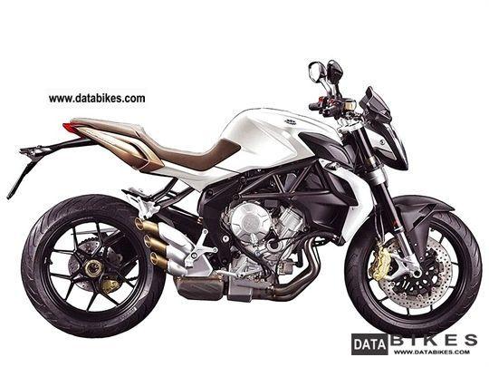 2012 MV Agusta  Brutale 675 Motorcycle Naked Bike photo
