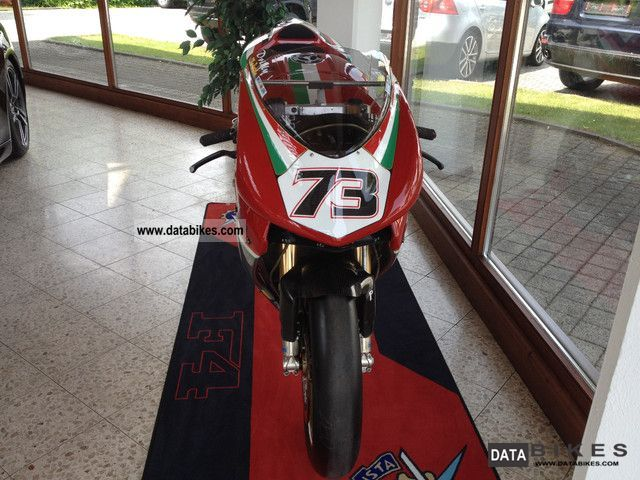 2007 MV Agusta  LBR F4 312 from the Superbike World Championship 2007 Motorcycle Racing photo