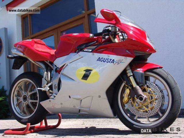 2007 MV Agusta  AGO NO 255 Motorcycle Sports/Super Sports Bike photo