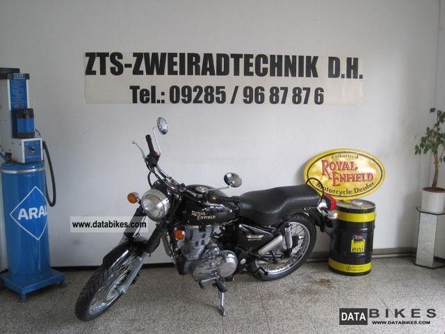 2011 Royal Enfield  Bullet 500 Electra Motorcycle Naked Bike photo