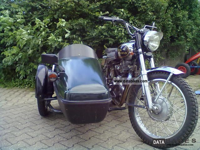 2007 Royal Enfield  Bullet Motorcycle Combination/Sidecar photo