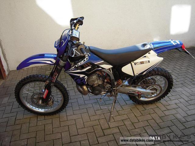 2002 Gasgas  250EC-27 Motorcycle Enduro/Touring Enduro photo