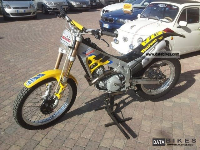Beta  Techno techno 250 250 targata 1994 Dirt Bike photo