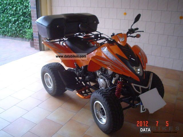 2008 Dinli  DMX 350 Motorcycle Quad photo