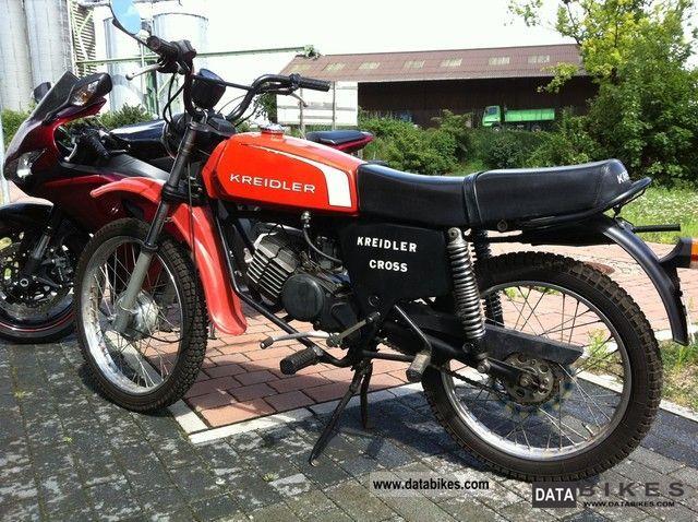 Kreidler  Mustang 50 Cross 1974 Vintage, Classic and Old Bikes photo