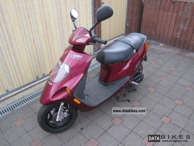 1999 Malaguti  F.10 Jet-Line Motorcycle Scooter photo
