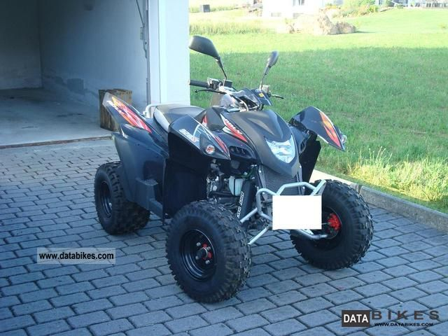 2011 Adly  320 S Motorcycle Quad photo