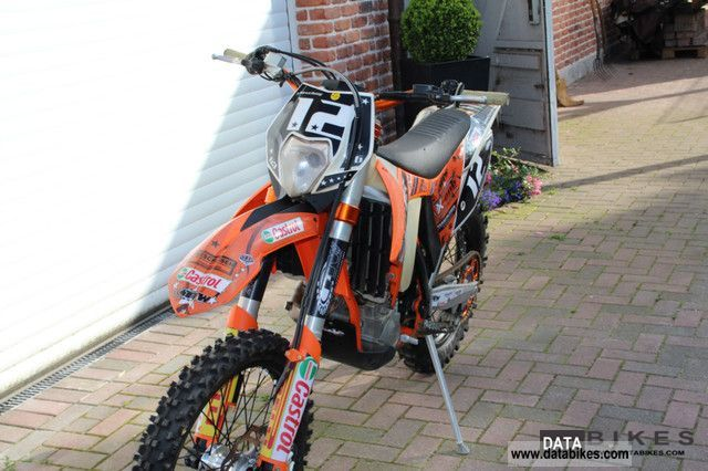 KTM  ecx Sixdays 2012 Enduro/Touring Enduro photo