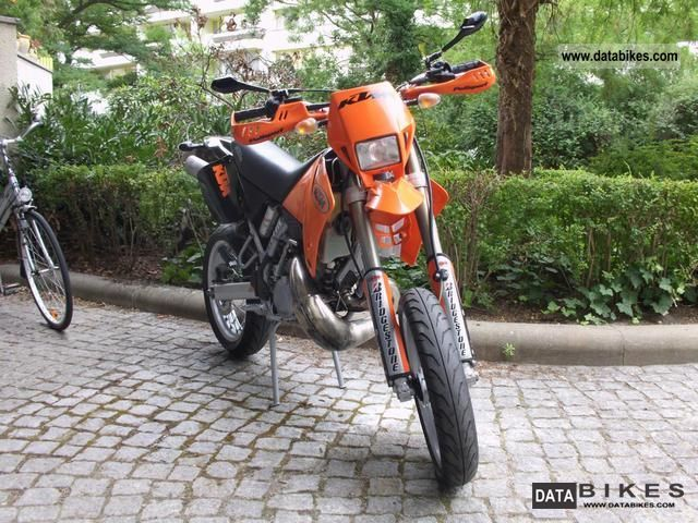 2001 KTM  2T EXE / 125 exe Motorcycle Lightweight Motorcycle/Motorbike photo
