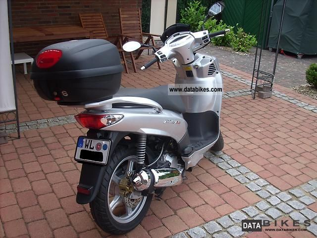 SYM  HD 125 EVO if the car driver's license 2010 Scooter photo