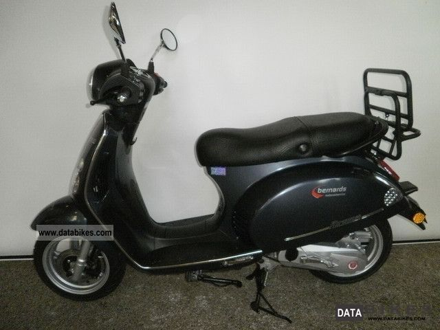 2012 Motobi  Imola50 Motorcycle Scooter photo