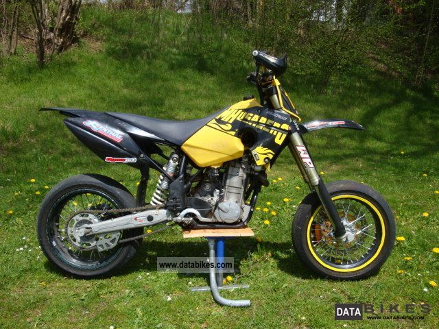 2007 Husaberg  FC 650 R Motorcycle Super Moto photo