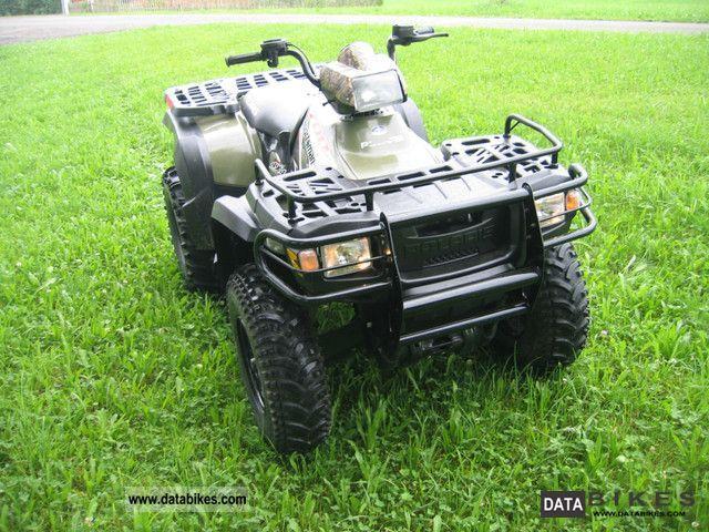 2003 Polaris  Sportsman 700 E Motorcycle Quad photo