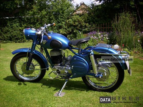 Maico  M250 1962 Vintage, Classic and Old Bikes photo