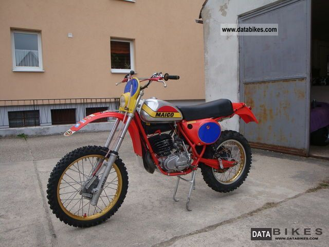 Maico  GS 250 T 1978 1978 Vintage, Classic and Old Bikes photo