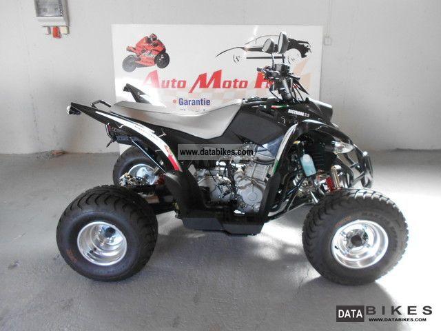 2012 Aeon  Bistrada 3.5 - Quad - New - Motorcycle Quad photo